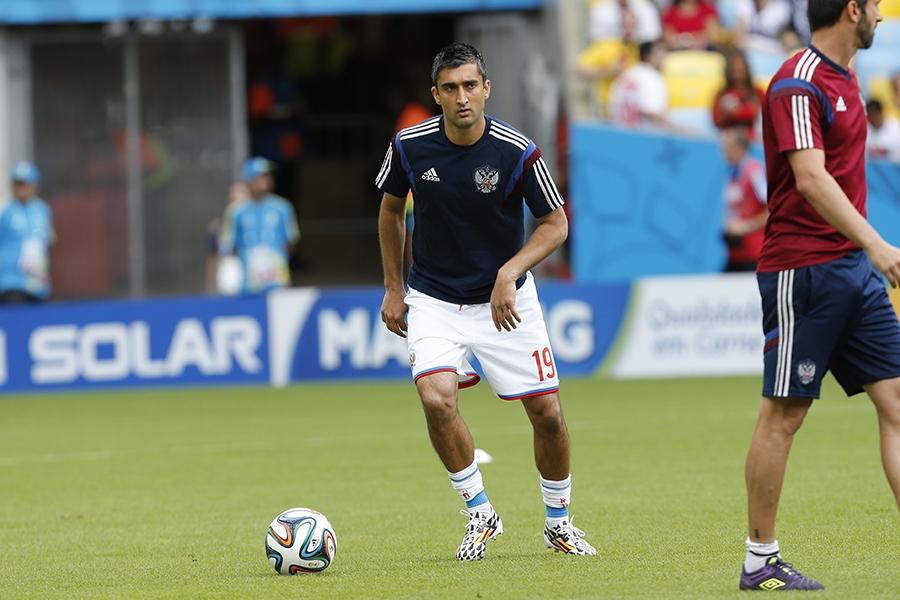 Судья матча Мексика— Российская Федерация должен был ставить пенальти после фола наСмолове