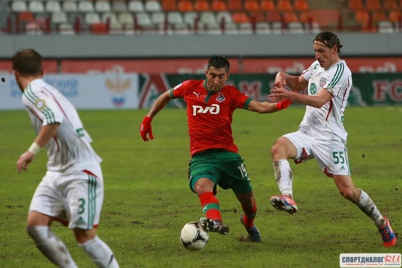«Локомотив» желает  заАлександра Самедова €5 млн