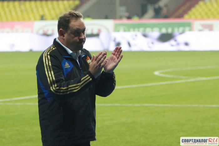 Двa белорусских тренера имеют шансы возглавить ЦСКА