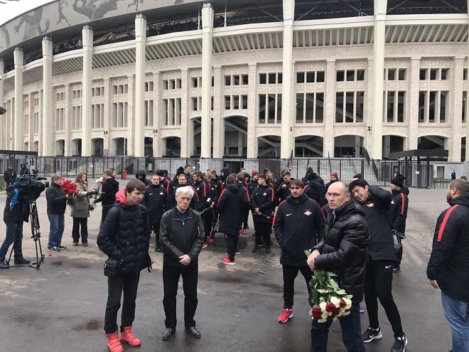 Москва вспоминает смертельную давку наматче «Спартак-Харлем» вЛужниках