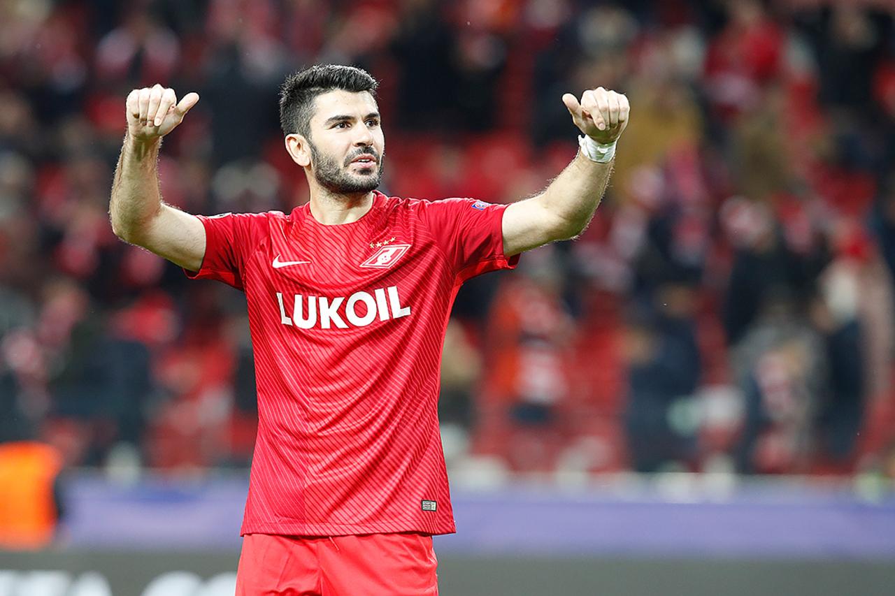 Сердар Таски: Думаю, мы скоро возобновим переговоры со «Спартаком» о новом контракте