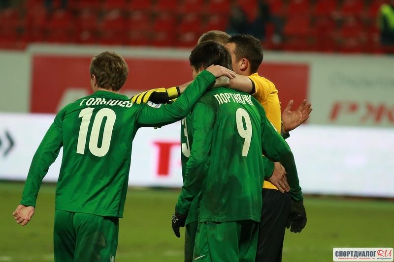 В «Томи» признали невозможность выступления впремьер-лиге русского футбола