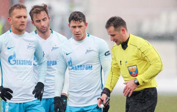 Вместо матча «Рубин»— «Терек» Карасев обслужит игру ЦСКА