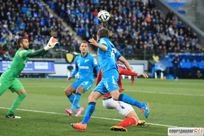 UEFA назначил судей наматчи «Зенита» и«Краснодара» вЛиге Европы
