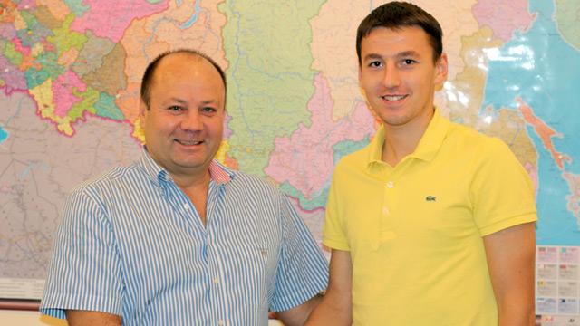 Всамарские «Крылья Советов» переходит полузащитник «Зенита»