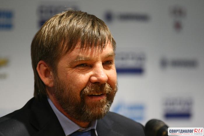 Олег Знарок подписал двухлетний договор соСКА